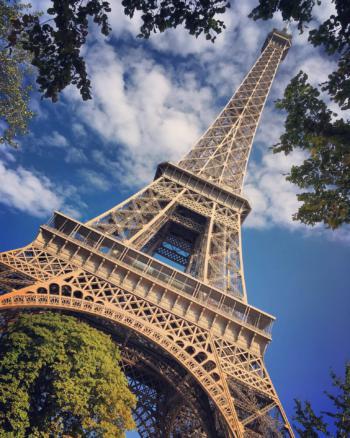 Eiffeltoren cursus Frans