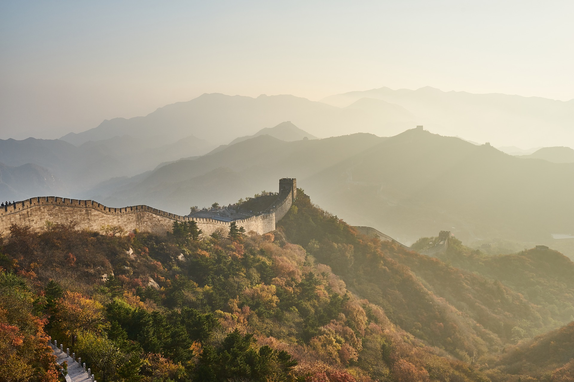 Chinese wall taalcursus Chinees