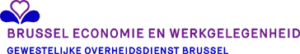 logo Economie & Werk Brussel